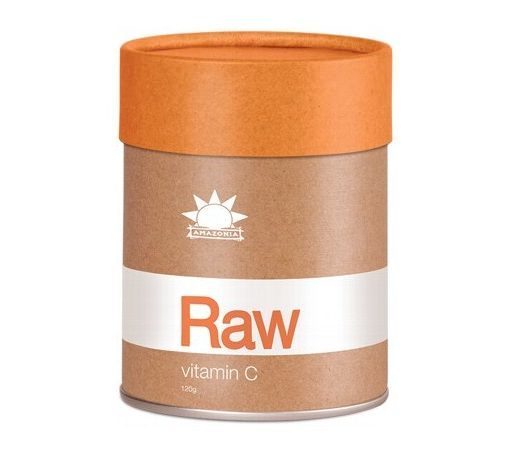 Amazonia Raw Vitamin C Powder 120g