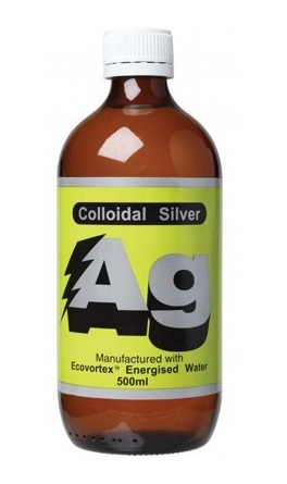 T.J. Clark Colloidal Silver (Ag) 500ml