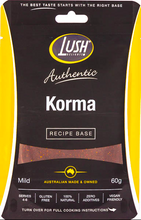 Lush Delights Korma Mild Recipe Base - 60g