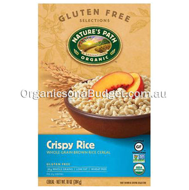 Nature`s Path Organic Crispy Rice 284g