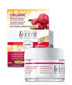Lavera Cranberry Regenerating Day Cream 50ml