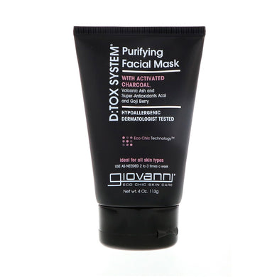 Giovanni D:tox System Purifying Face Mask 113g