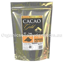 Power Super Foods Organic Cacao Butter (Chunks) 250g