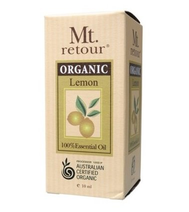 Mt Retour Lemon Essential Oil 10ml