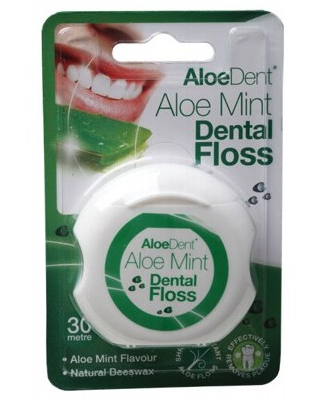 Aloe Dent Dental Floss Aloe & Mint 30m