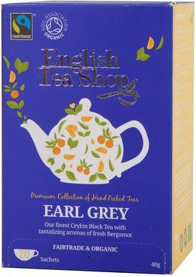 English Tea Shop Earl Grey Tea 20bags