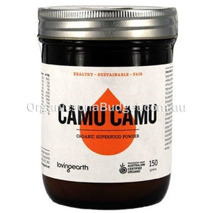 Loving Earth Organic Camu Camu Powder 150g