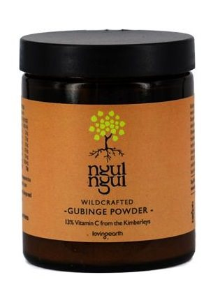 Loving Earth Gubinge Powder - Wildcrafted 50g CLEARANCE BB08/01