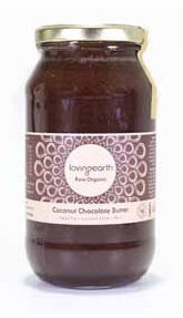 Loving Earth Raw Organic Chocolate Coconut Spread 550g