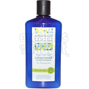 Andalou Naturals Age Defying Argan Stem Cells Conditioner 340ml