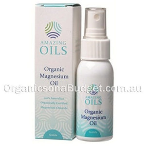 Amazing Oils Magnesium Spray 60ml
