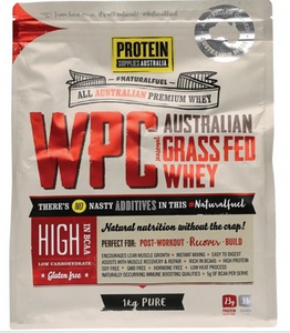 Protein Supplies Australia Whey Protein Concentrate 1kg