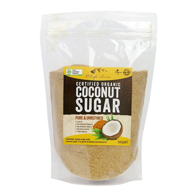 Chef's Choice Organic Coconut Sugar 1kg