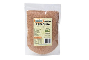 Pure Food Essentials Organic Rapadura Sugar 300g
