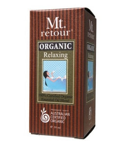 Mt Retour Relaxing Blend Essential Oil 10ml