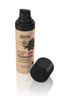 Lavera Natural Liquid Foundation - Ivory Light 30ml