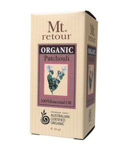 Mt Retour Patchouli Essential Oil 10ml