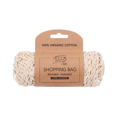 White Magic Shopping Bag - Long Handle 30 x 35cm