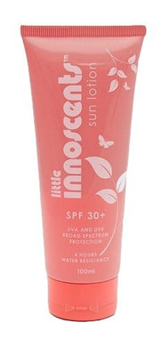 Little Innoscents Natural Sun Lotion SPF30+ UVA / UVB 100ml