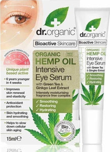 Dr Organic Hemp Eye Serum