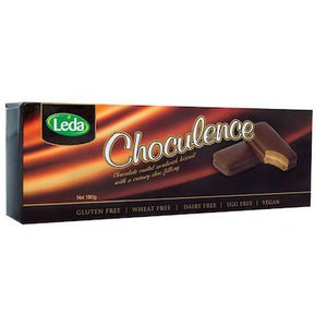 Leda Gluten and Dairy Free Choculence Biscuits 180g