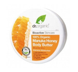 Dr Organic Manuka Body Butter 200ml