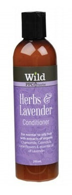 Wild Herbs & Lavender Conditioner (Normal to Oily)  250ml