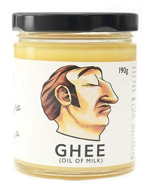 Pepe Saya Cultured Ghee (Grass Fed Jersey) 190ml