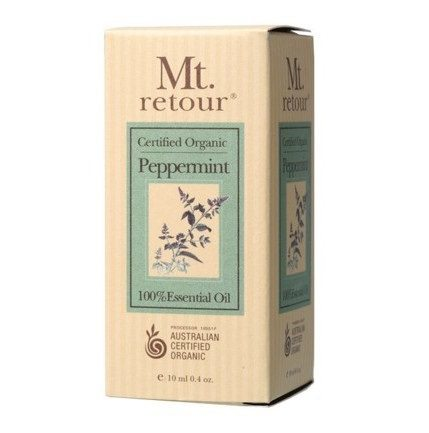 Mt Retour Peppermint Essential Oil 10ml