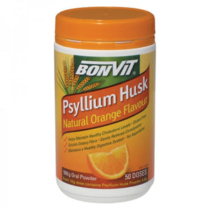 Bonvit Psyllium Husk Orange 500g