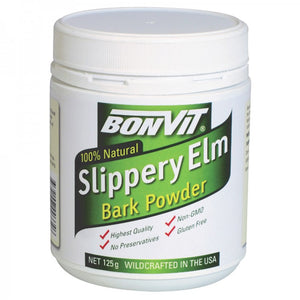 Bonvit Slippery Elm Bark Powder 125g