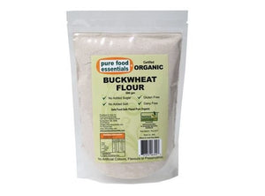 Pure Foods Essentials Organic Buckwheat Flour 500g