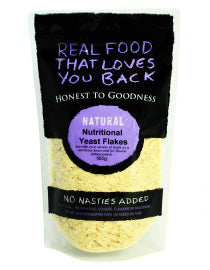 Honest To Goodness Nutritional Yeast Flakes Toasted 150g