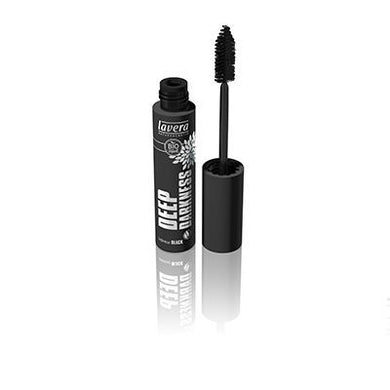 Lavera Deep Darkness Mascara - Intense Black 13ml (FREE SHIPPING)