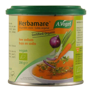 A. Vogel Herbamare Vegetable Stock Concentrate Low Sodium 250g