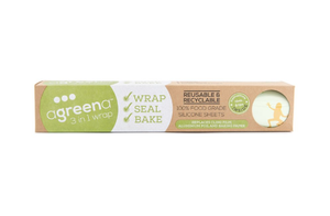 Agreena Reusable Silicone 3-In-1 Wraps Xtra Large- Baker's Sheets