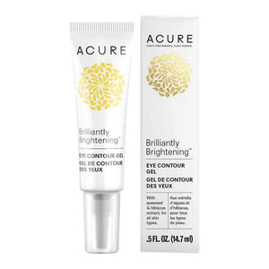 ACURE Brilliantly Brightening Eye Contour Gel - 14.7ml