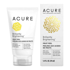 ACURE Brilliantly Brightening Fruit Peel - 41ml