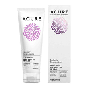 ACURE Radically Rejuvenating Facial Scrub - 118ml