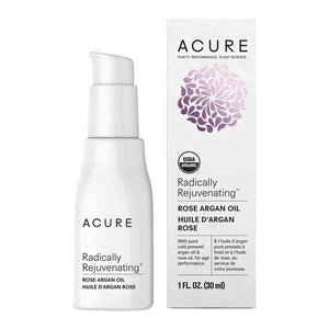 ACURE Radically Rejuvenating Rose Argan Oil - 30ml