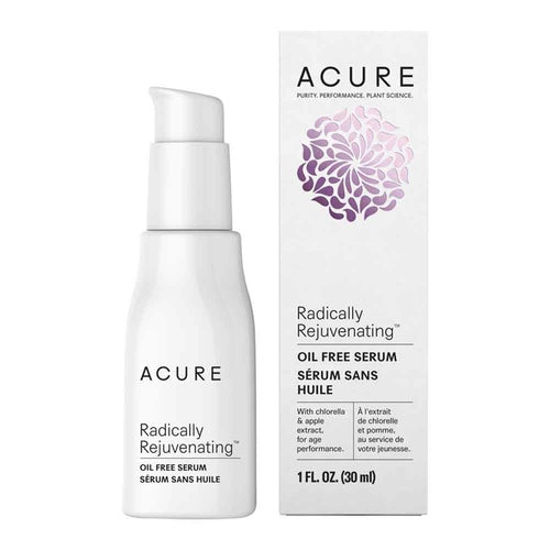 ACURE Radically Rejuvenating Oil Free Serum - 30ml