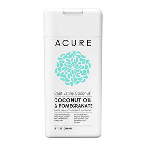 ACURE Captivating Coconut  Body Wash 354ml