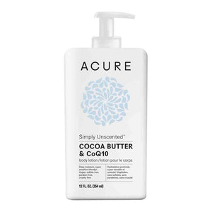 ACURE Simply Unscented Body Lotion - 354ml