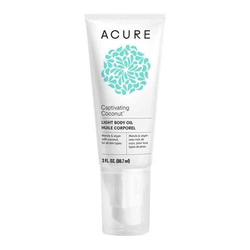 ACURE Captivating Coconut Light Body Oil - 88.7ml