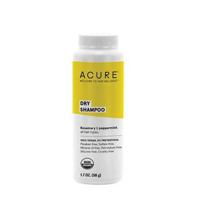 ACURE Dry Shampoo - All Hair Types - 48g