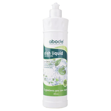 Abode Dishwashing Liquid Lime Spritz 600ml