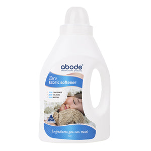 Abode Fabric Softener Zero 1L