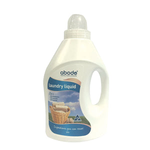 Abode Laundry Liquid (Front & Top Loader) Zero 2L