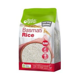 Absolute Organic Basmati Rice 700g