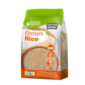 Absolute Organic Premium Brown Rice 700g
